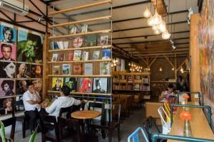5 quán cà phê sách cho ngày cuối tuần tại Đà Nẵng