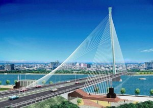 5 cây cầu nức tiếng tại Đà Nẵng