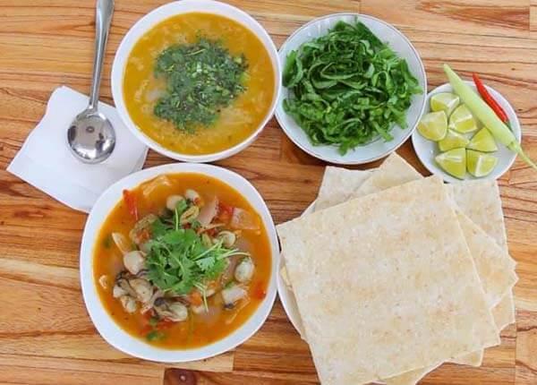 Món cháo hàu thơm ngon bổ dưỡng