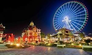 4 điểm vui chơi về đêm tại Đà Nẵng