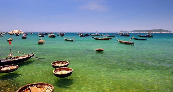 Đến với Cù Lao Chàm du khách còn cơ hội cùng ngư dân nơi đây đi đánh bắt và thưởng thức những loại hải sản tươi roi rói