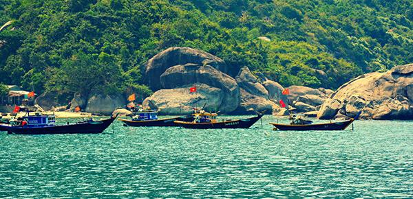 Có rất nhiều điều thú vị, hấp dẫn và bất ngờ chờ đón du khách trong tour Đà Nẵng Cù Lao Chàm