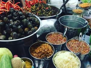 Ẩm thực chơ Cồn, Những món ăn ngon nổi tiếng tại chợ Cồn