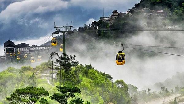 Hệ thống Cabin đạt nhiều kỉ lục trên thế giới tại Bà Nà Hills