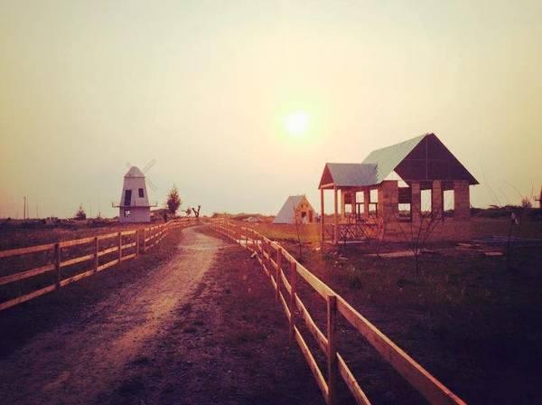 Thuận Phước Field được lấy cảm hứng từ vẻ ddppj của đất nước Hà Lan