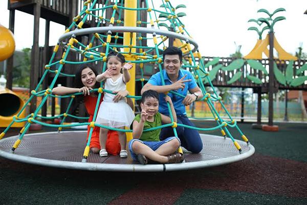 Asia Park là điểm đến hấp dẫn và thú vị khi du lịch Đà Nẵng cùng con nhỏ
