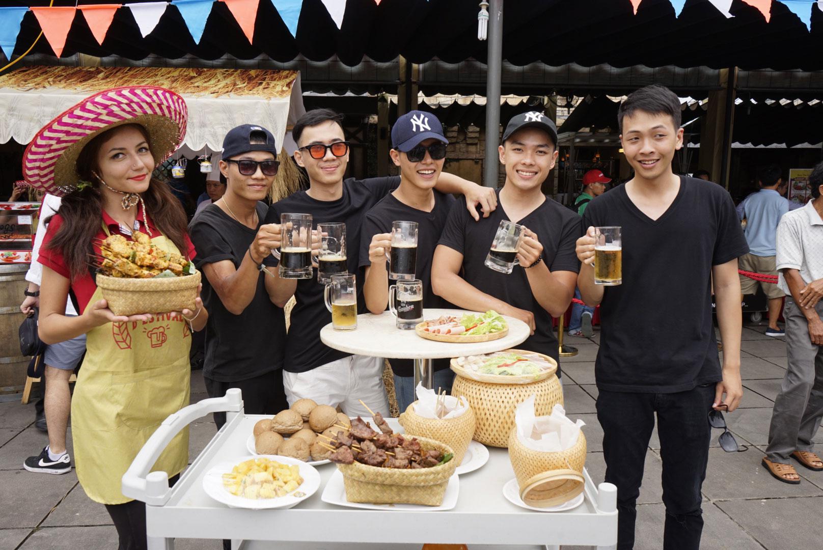 lễ hội bia đà nẵng