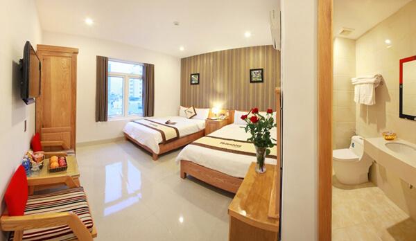 Khách sạn Valentine Hotel Đà Nẵng
