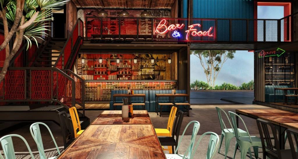Chuỗi ẩm thực Cocobay Đà Nẵng, nhà hàng holy pig cocobay
