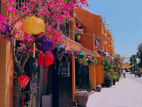 Hội An là một địa điểm phải ghé trong lịch trình du lịch Đà Nẵng 5 ngày 4 đêm tự túc