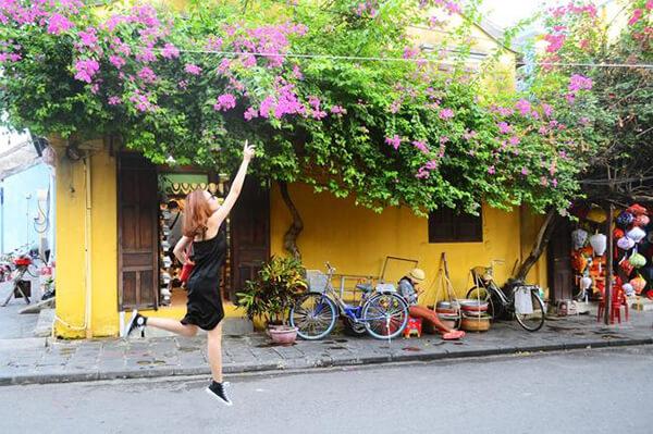 Tha hồ chụp ảnh và có ảnh đẹp tại phố cổ Hội An
