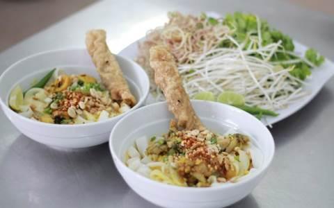 Địa chỉ những quán mì Quảng ngon nhất tại Đà Nẵng
