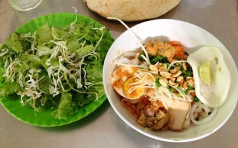 quán mì Quảng ngon tại Đà Nẵng