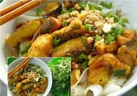 Mỳ quảng cá lóc- nét tinh tế trong ẩm thực Đà Thành