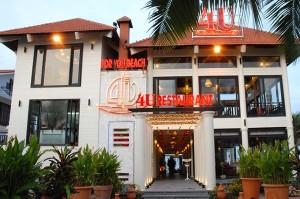 Nhà hàng hải sản 4U Đà Nẵng