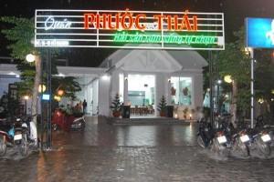 Nhà hàng hải sản Phước Thái