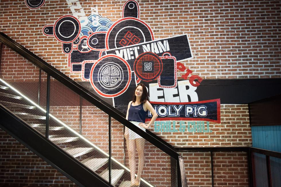 nhà hàng Holy Pig đà nẵng