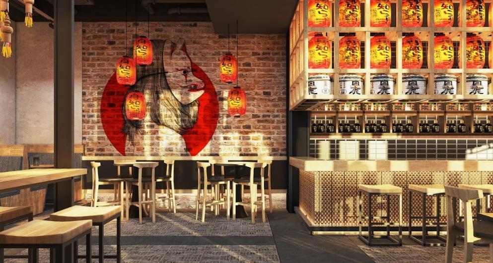 nhà hàng Tanuki